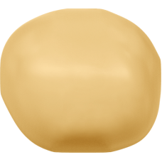 Crystal (001) Gold Pearl