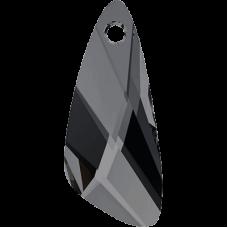 Crystal (001) Silver Night