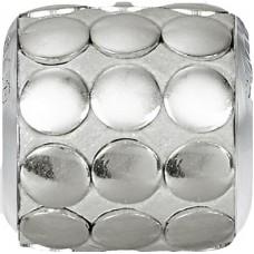 Crystal (001) Silver Polished