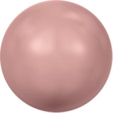 Crystal (001) Pink Coral Pearl