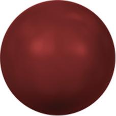 Crystal (001) Red Coral Pearl