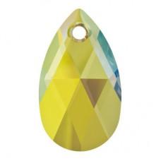 Crystal (001) Iridesent Green