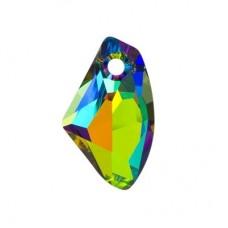 Crystal (001) Vitrail Medium